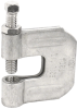 1/2-13 C Style Stainless Steel Beam Clamp for Vertical Loads -- SCC-1213SS