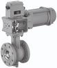 Maxifluss Rotary Plug Valve -- VETEC Type 82.7