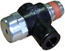 Right Angle Pilot-Operated Check Valves