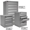 Modular Storage Drawer Cabinets -- HDDM6830301017IL -Image