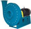 Turbo Pressure Blower, Air Handling Wheel -- TBA