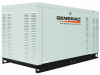 Generac QuietSource Series 27 kW Standby Power Generator -- Model QT02724ANAX
