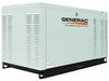 Generac QuietSource Series 22 kW Standby Power Generator -- Model QT02224GNAX - Image