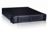 2U 6-Slot Rackmount Chassis, Full-Size CPU Cards Support -- ARC-625 - Image