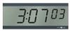 Synchronized LCD Clock,Digital -- 15F567
