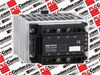 GEFRAN GTZ-40-480-0-1-VEN-91 ( THREE-PHASE SOLID STATE RELAY; 40AAC NOMINAL CURRENT; 480VAC NOMINAL VOLTAGE; 5…32VDC; ALARM OUTPUT THERMAL PROTECTION; FAN 80X80X40; 115V 14W ) -Image
