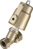 Angle seat valve -- VZXF-L-M22C-M-B-G34-160-H3B1-50-16-EX4 -Image