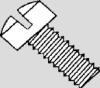 Fillister Head Machine Screws -- MSFS0012