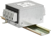 1-stage filter for 3-phase systems with neutral conductor, DIN rail mounting -- FMAD RAIL -Image