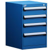 L Cabinet with Partitions, L3 Lock (18
