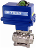 3-Piece SS Ball Valve -- IS-3PT Series -Image