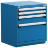 """Heavy-Duty Stationary Cabinet (with Compartments), 4 Drawers (30""""W X 27""""D X 32""""H) -- R5ADG-3015 -- View Larger Image"""