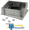 Commscope - Systimax 48-Port Plenum Zone Wiring Box -- M48CPP