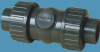 PVC and CPVC Ball Check Valves -- 18297