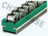 Chain Guides with Metallic Profile for Single Roller Chains -- Type CE -- View Larger Image