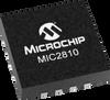 2MHz 600mA DC/DC + Dual 300mA LINear Regulators with LowQ® Mode -- MIC2810 -Image