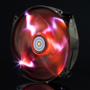 Xigmatek XAF-F1453 120/140mm LED Case Fan - Red -- 70944
