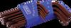9 Pieces Metric Short Arm S2 Hex Key Set -- 68809 - Image
