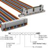 Rectangular Cable Assemblies -- H3BWH-3436M-ND -Image