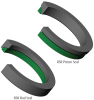 Rubber Spring Return Seals Series -- View Larger Image