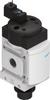 Shut off valve -- MS6-EE-3/8-10V24 -Image