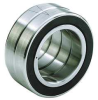 Angular Sealed Duplex Bearing,17mm -- 4ZDK7