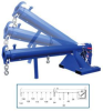 ORBIT TELESCOPING JIB CRANE -- HLM-OBT-6-24