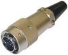 Hirose 14 Pin Cable Plug (m) CP-14SRC -- CV-JRC16BP14P