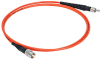 MM Patch Cable, 50 µm/0.22 NA, FC/PC to SMA, 1 m Long -- M16L01