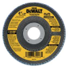 DEWALT 4-1/2 In. x 7/8 In. 36 Grit Zirconia Flap Disc -- Model# DW8306