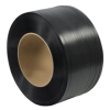 """1/2"""" x 9000' - 8"""" x 8"""" Core Hand Grade Polypropylene Strapping - Embossed -- PSH240 -- View Larger Image"""