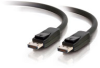 1m DisplayPort™ 1.1 Cable with Latches -- 2226-54000-003