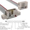 Rectangular Cable Assemblies -- M3DYK-1018J-ND -Image