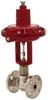 Type 860 & 809 Standard Flange Globe Control Valve -Image