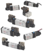 Direct-Acting 2-Position Solenoid Valves -- MME-3SDS- -Image