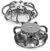 Circular Arch Wire Rope Isolators -- CA/CCA