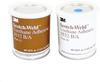 3M Scotch-Weld 3532 Urethane Adhesive Brown 1 qt Can Kit -- 3532 QUART KIT - Image