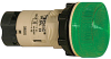 Unibody LED Indicator Plastic Pilot Lights -- 3PLBR3L-024 -Image