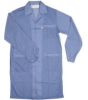 Desco 73606 Polyester Smock Statshield Labcoat with Snap… -- DESAY 73606