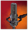 Cardioid Condenser Tube Microphone -- AT4060
