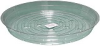 Clear 10 inch Saucer, pack of 25 -- HGS10 - Image