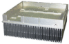 Air Cooled Heatsinks: Integrated Heatsink Modules -- Integrated Heatsink Modules