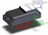 NANO IMU Digital Output Sensor -- NA02-0150F050R