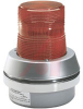 FLASHING LIGHT WITH HORN, ADAPTERBEACON, RED -- 70016597
