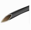Fiberglass Sleeving Black PVC -- 78119789603-1