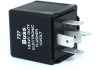 EATON's Bussmann Series NO-727 Heavy-Duty Electronic Flasher, 12V, 5 Pin -- 47974 -- View Larger Image