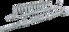 17 Pieces 6 Point Standard Metric Socket Set -- 39017