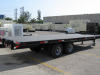 24000 lb Heavy Duty Trailer with Internal Fuel Tank -- 190008