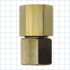 Hydraulic Compression Fitting -- Male Gauge Adaptor Fittings