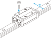 Linear Motion Guide HSR -- HSR20R-Image